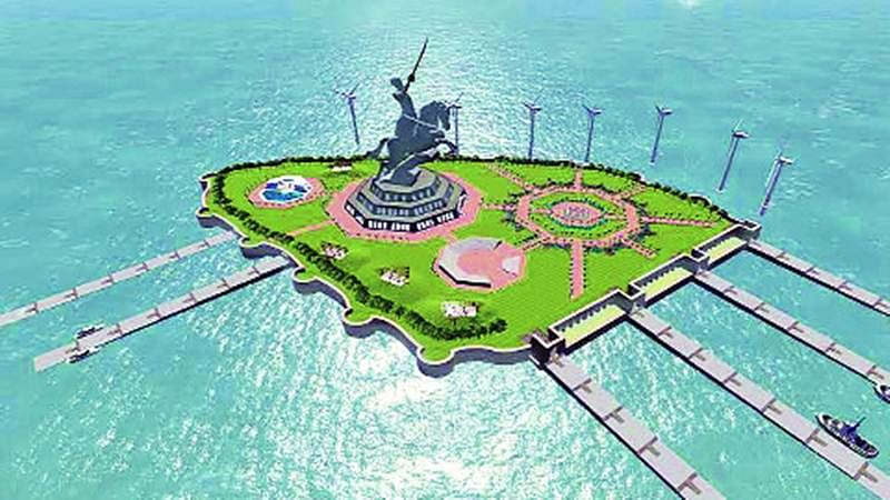 Mumbai: Fishermen, activists opposed to mid-sea Shivaji memorial