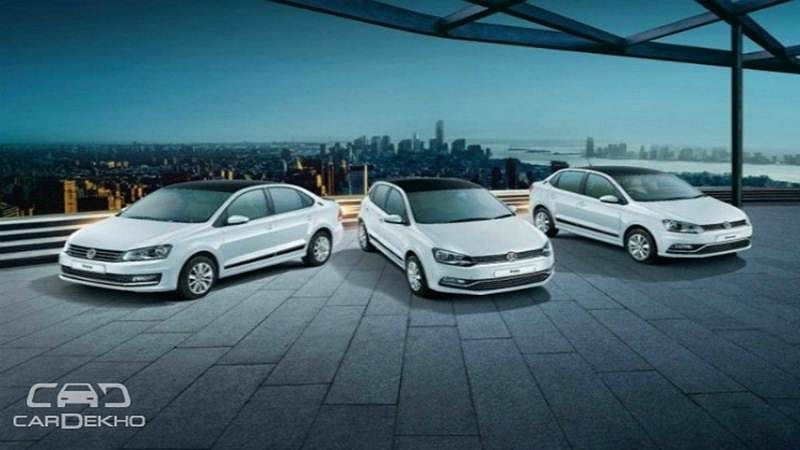 Volkswagen launches Polo, Vento and Ameo Crest editions