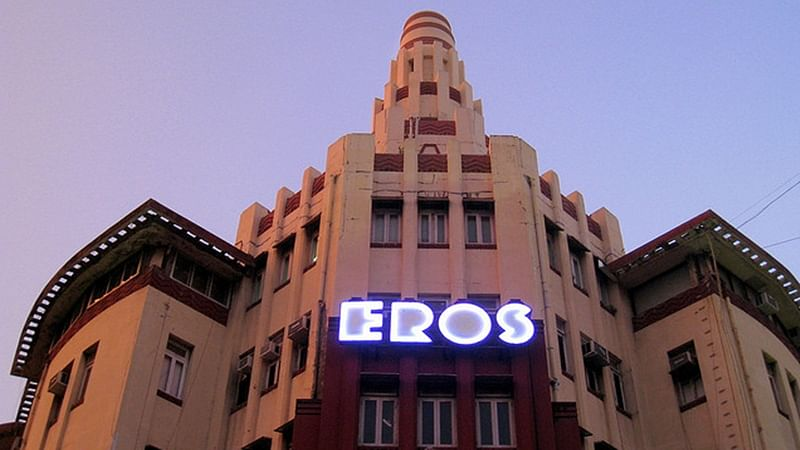 Iconic Mumbai theatre EROS gets sealed by collector