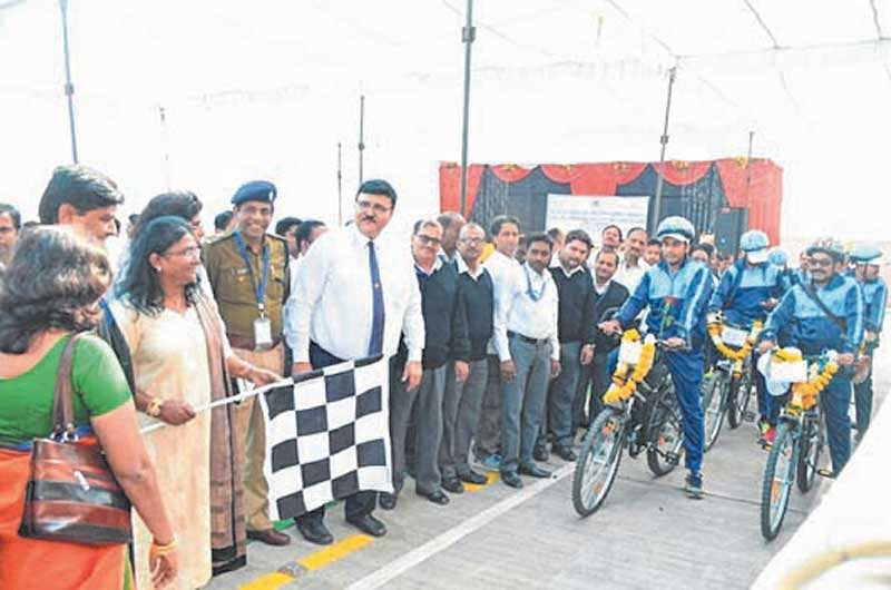 Indore: AAI connects with people and nature