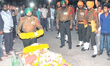 Indore: Army jawan stabbed to death by miscreants