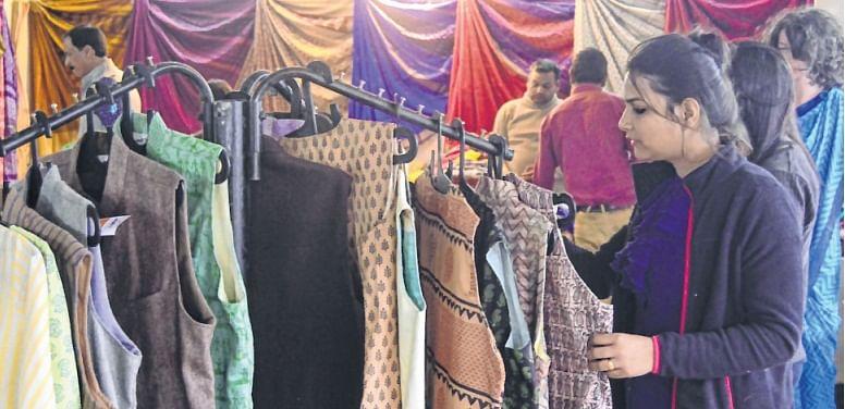 Bhopal: Interest in Khadi up, sales down