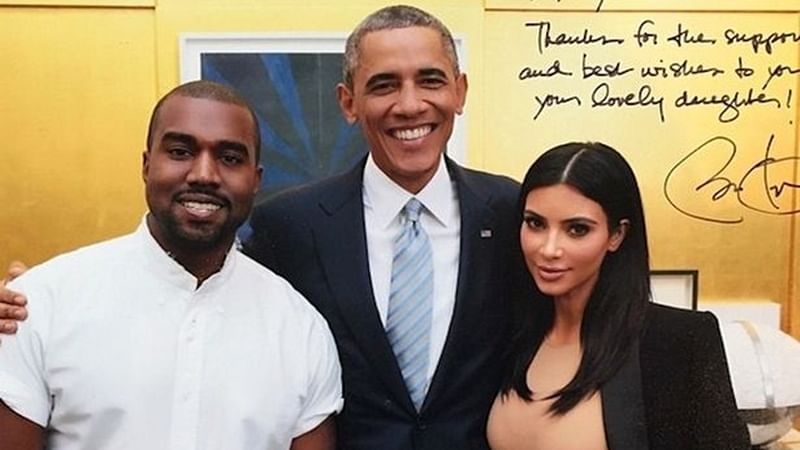 You'll be missed: Kim bids emotional tribute to Barack Obama