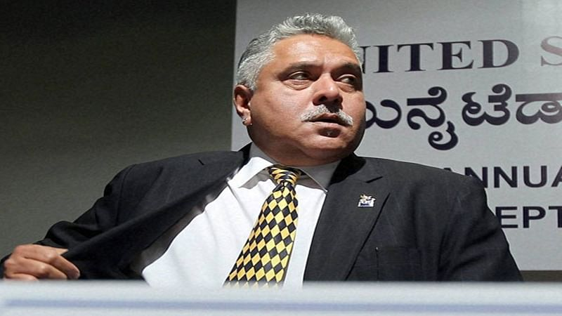 Have become political football: Vijay Mallya