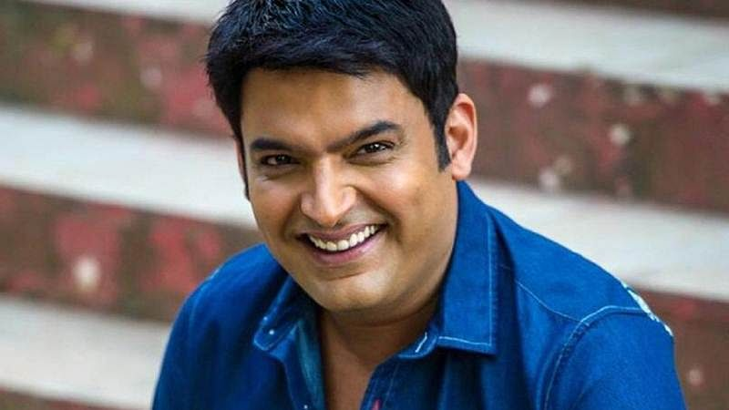 Kapil Sharma turns film producer with 'Firangi'