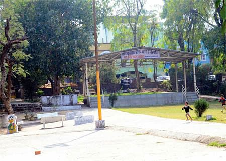 Bhopal: Concrete structures should be strict no-no in parks