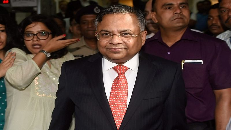 N. Chandrasekaran planning to consolidate Tata Group, by merging smaller companies
