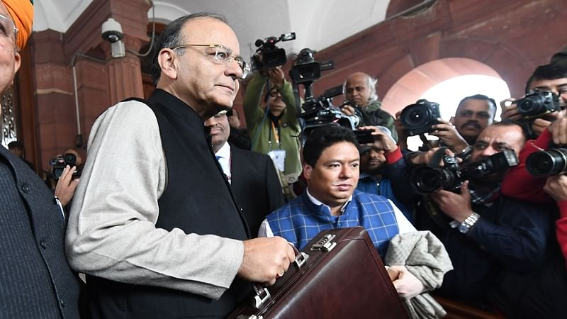 Union Budget: Cash dealings above Rs 3 lakh banned from 1 April, says Jaitley