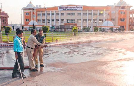 Ujjain: UMC LoP alleges irregularities in underground sewerage plan
