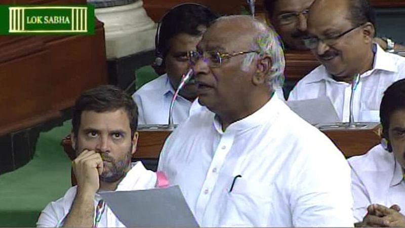 Mallikarjun Kharge takes a jibe at Centre, says CAG report on Rafale holds no value