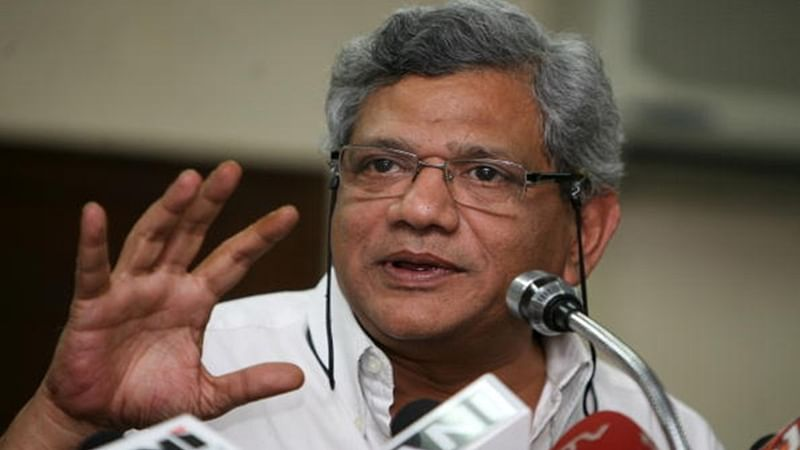 Modis are looting country: CPI-M General Secretary Sitaram Yechury