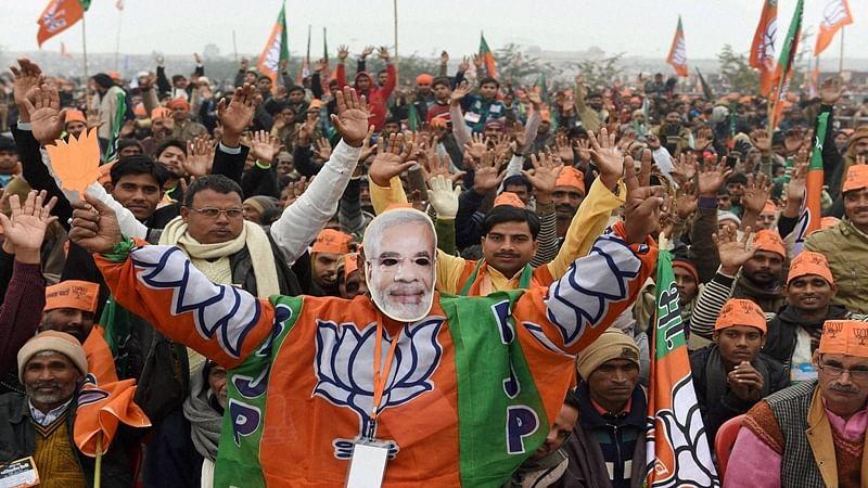 It's not 'Modi wave' but 'Modi tsunami' happening now: BJP on Exit polls