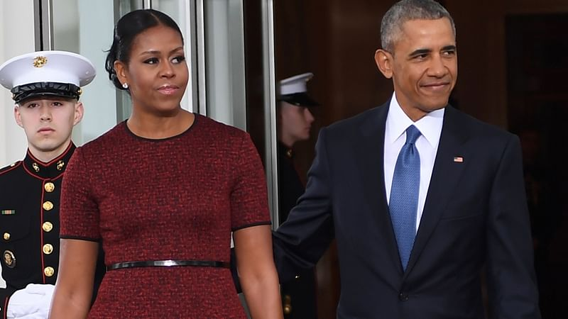 Barack Obama proposed to another woman before Michelle: Book