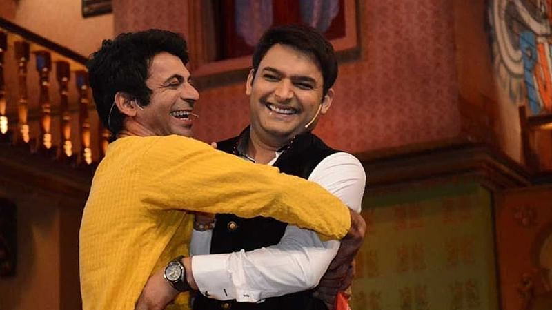 Sunil Grover on Kapil Sharma's wedding: I pray he keeps laughing and entertain others