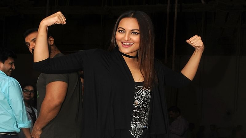 Judging Nach Baliye will be a different experience: Sonakshi Sinha