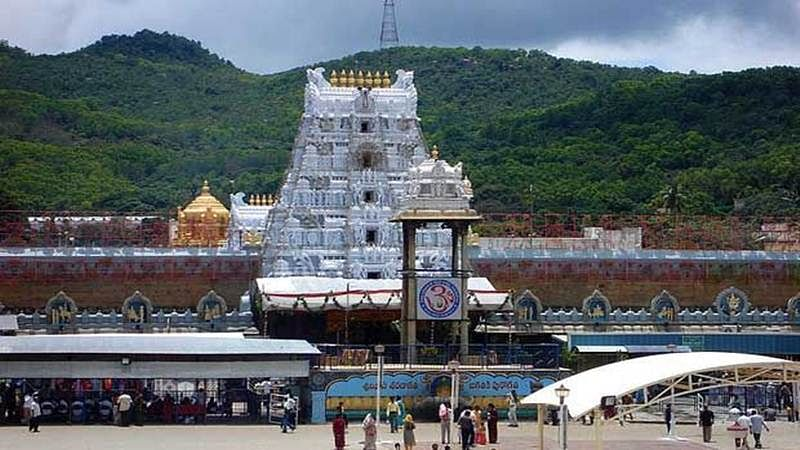Two ex-TTD chairmen battling for Tirupati