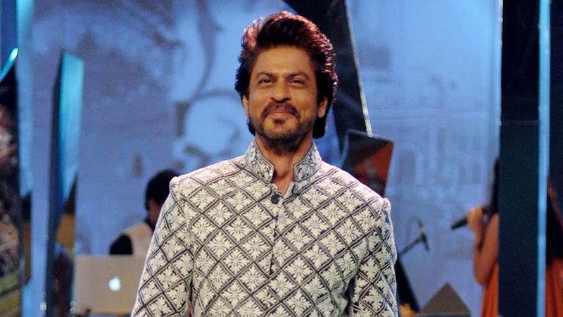 SRK's 'empowering' talk…