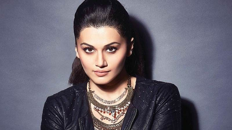 Tapsee Pannu: Be your own hero