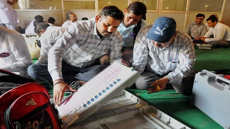 Assembly polls: All eyes on crucial vote counting today, counting to being at 8 am