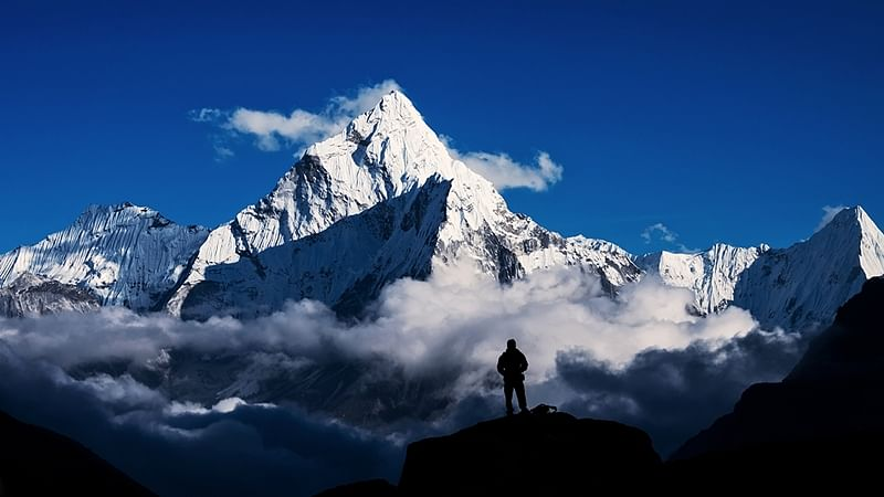 Bhopal: Megha Parmar realises dream of hosting tri-color on Mt Everest