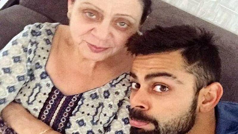 International Women's Day: My mom and Anushka two strongest women in my life: Virat Kohli