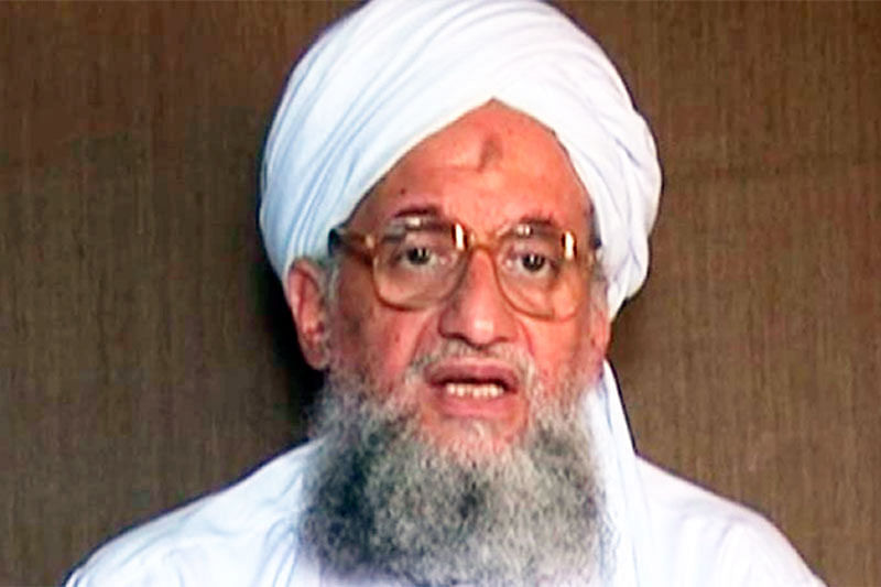 Pakistan's ISI is sheltering Al-Qaida chief, says report