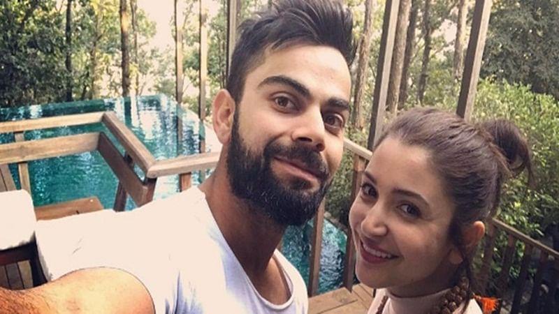 How does Anushka Sharma like Virat Kohli? With or without beard?