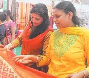 Bhopal: 9-day silk expo starts