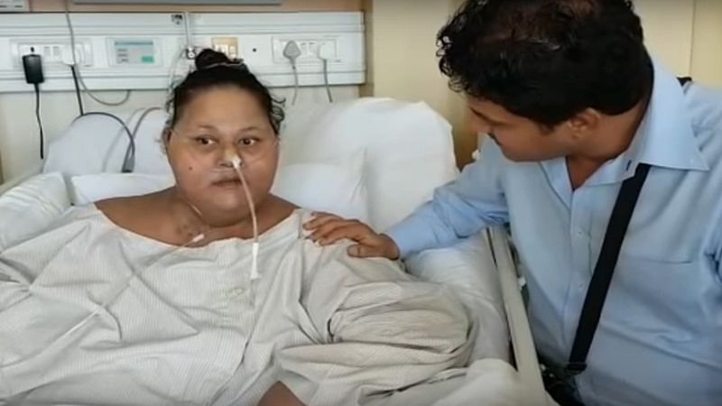Eman Ahmed: From Mumbai to Abu Dhabi, the joy, hope and despair of world's 'heaviest' woman