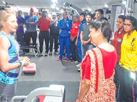 Bhopal: 'Identify sporting talents, arrange facilities for them'