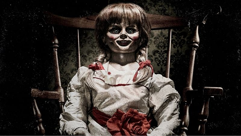 Here's what 'scared the crap out of' 'Annabelle' actor Madison Iseman