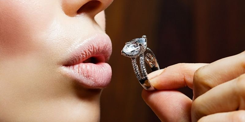Diamonds give a peek into your personality