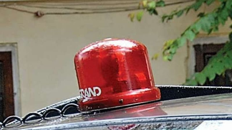 RTO notice to Mumbai mayor for removal of red beacon
