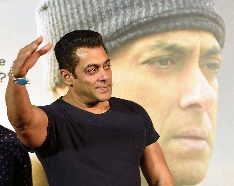 'Tubelight': Salman's lowest opening weekend release during Eid