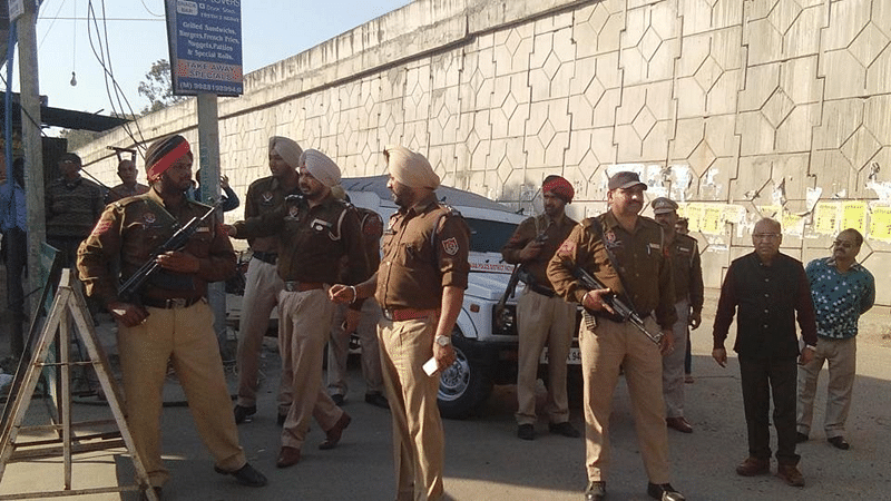 Punjab Police launch search operations in Pathankot, Gurdaspur for suspicious men