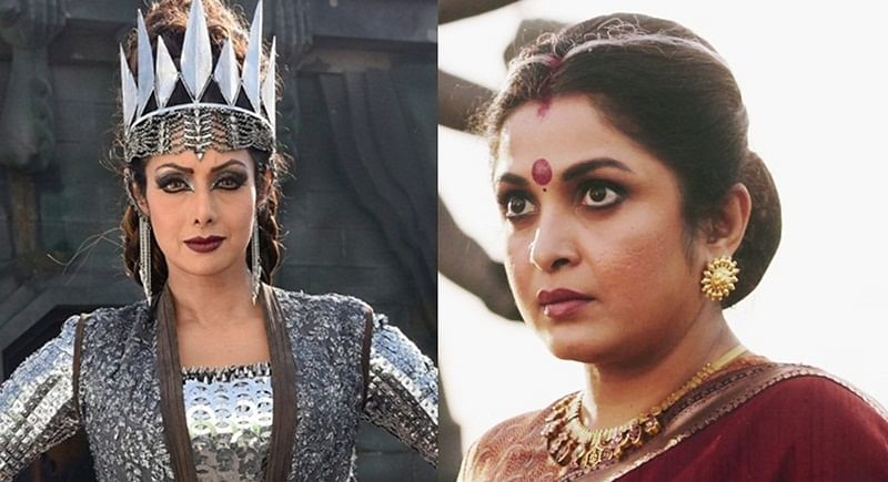 Here is the reason, why Sridevi was dropped from Baahubali for the role of Shivgami