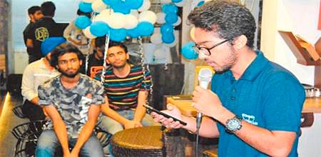 Indore: Open Mic Speak, for your lips are yet free