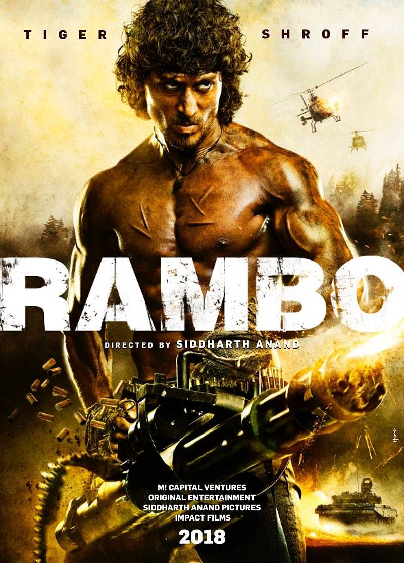 Indian remake of 'Rambo' starring Tiger Shroff to take off in November 2019; find out why