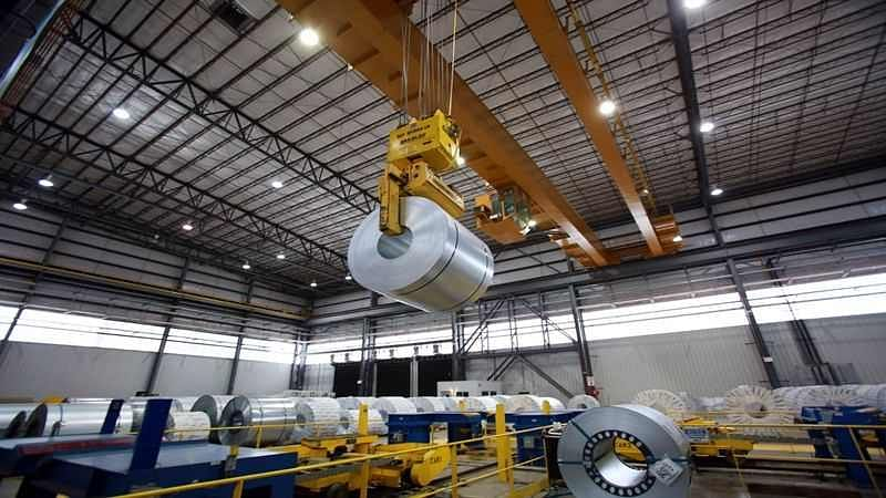 Steel Policy and industry booster