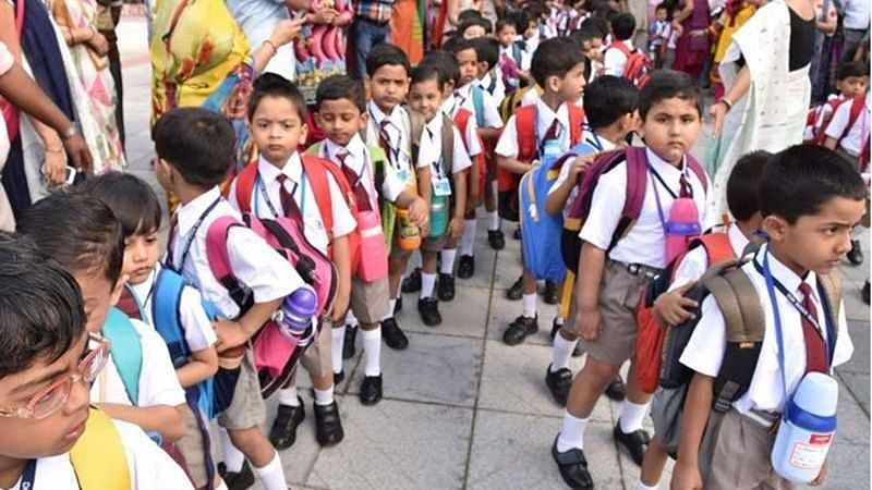 MP: It will be 'Jai Hind' instead of 'Yes Madam' for students of Satna district from October 1
