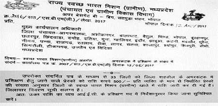 Bhopal: IT'S OFFICIAL 50K got Rs 500 each to attend Modi show