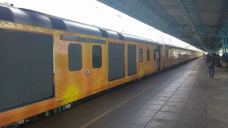 Mumbai: First class train ticket, Tejas Express fare rises by 0.5%