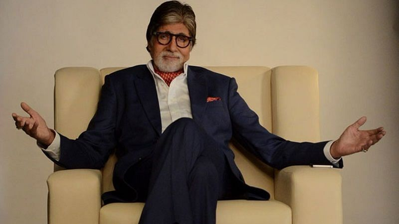 Govt ropes in Amitabh Bachchan to promote GST
