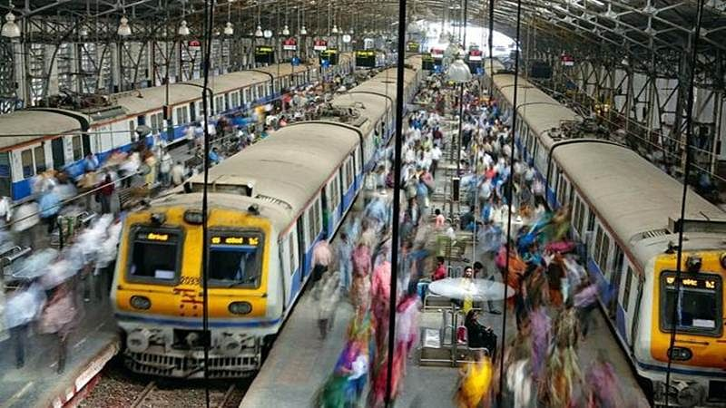 Mumbai's railway stations clean bowled