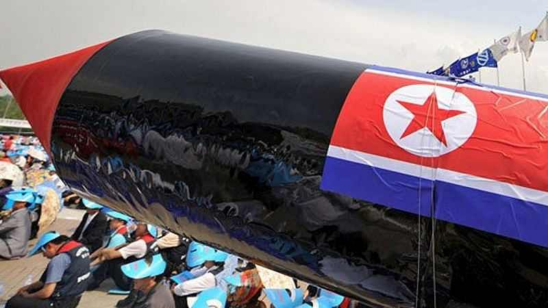 N Korea warns of N-test 'at any time'