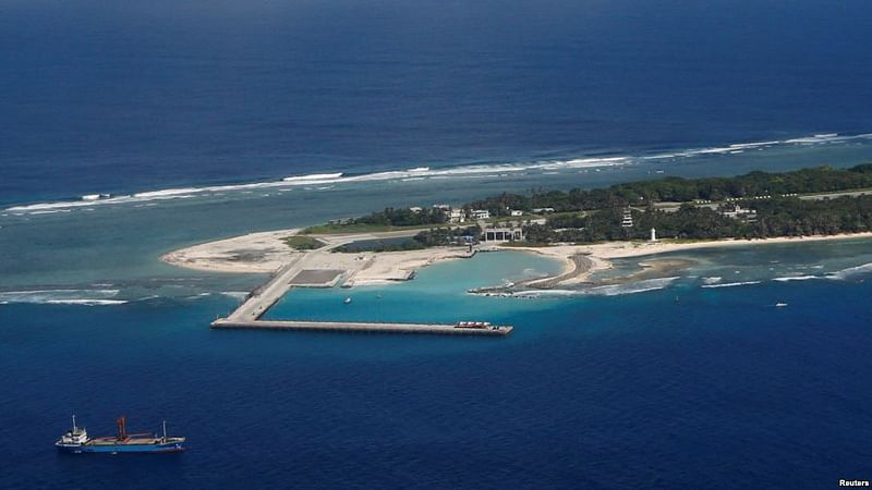 South China Sea: Beijing approves plan to build observation network