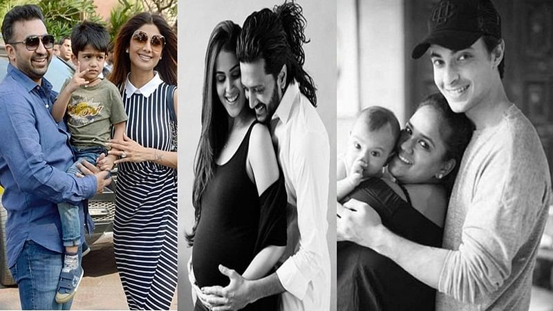 Oh Baby! 10 Bollywood celebrity couples and their stunning maternity photoshoots