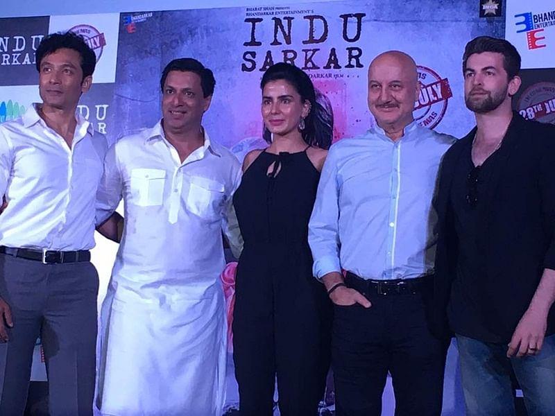 'Indu Sarkar' trailer out: Madhur Bhandarkar makes an 'Emergency' attempt