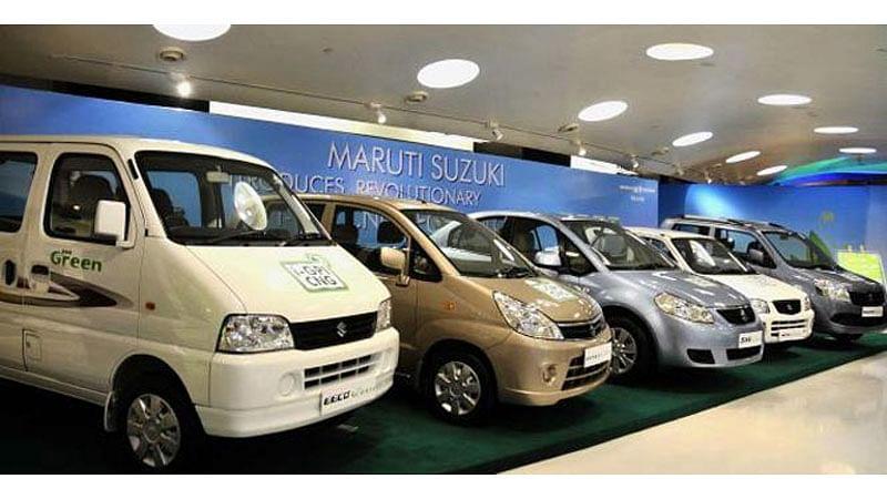 Seven Maruti models in top 10 best selling PVs in May