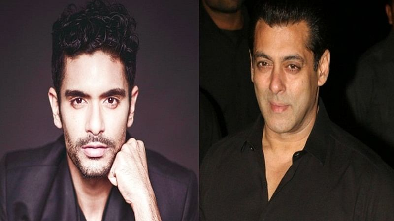 Angad Bedi on 'Tiger Zinda Hai': There is so much to learn from Salman Khan